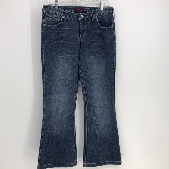 Smiths American Boot Cut Jeans Size 7